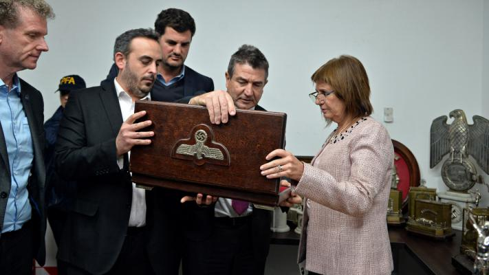 © Ministerio de Seguridad (Argentinië)