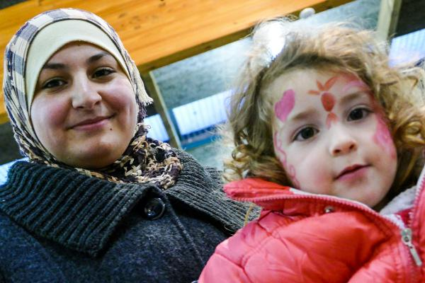 © Een hart voor vluchtelingen