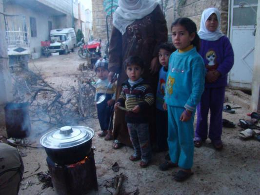 © Syria Campaign