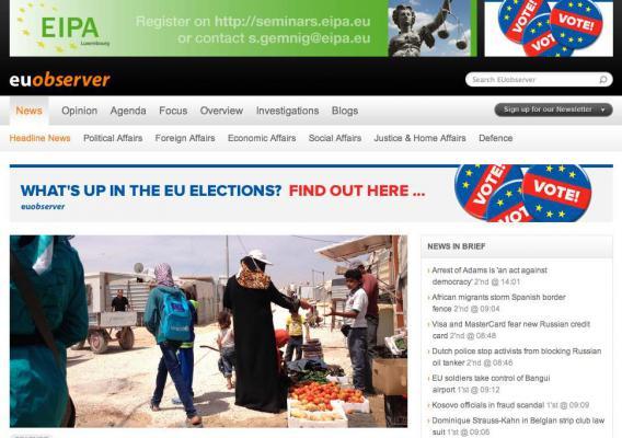 © EUobserver.com