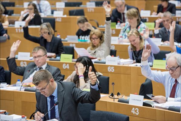 European Parliament (CC BY NC ND 2.0)