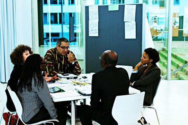 © Network Meeting for People of African Descent