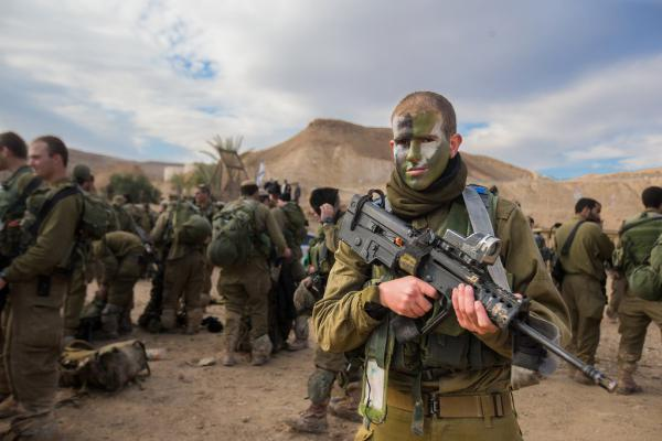 Israeli Defence Forces (CC BY-NC 2.0)