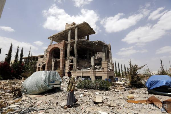 © UNHCR/Yahya Arhab
