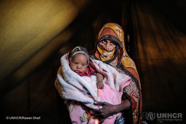 © UNHCR/Rawan Shaif