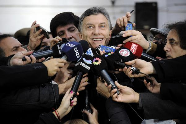 Mauricio Macri (CC by-nd 2.0)