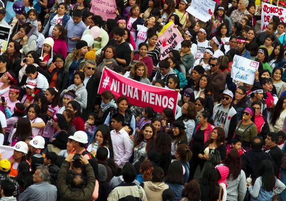 © Ni Una Menos Peru