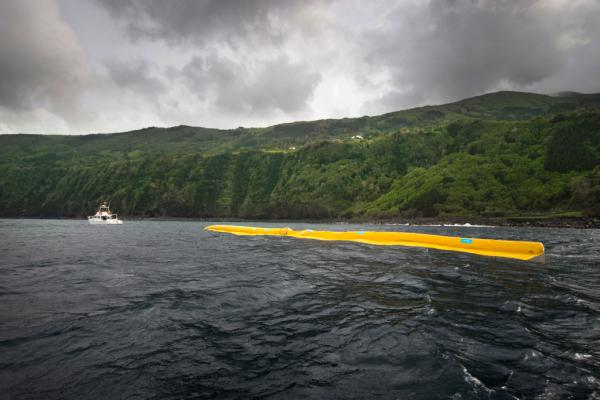 The Ocean Cleanup - (CC BY 2.0)