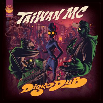CD van de week: Taiwan MC - Diskodub EP
