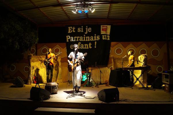Patrick Kabre & band