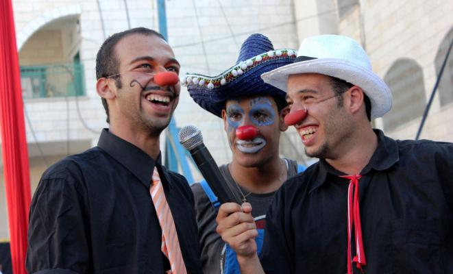 © Palestinian Circus School