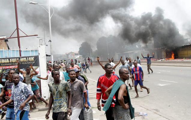 © Kenny Katombe/Reuters