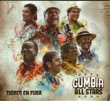 CD van de week: Cumbia All-Stars – Tigres En Fuga