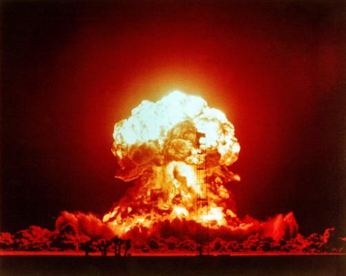 International Campaign to Abolish Nuclear Weapons (CC BY-NC 2.0)