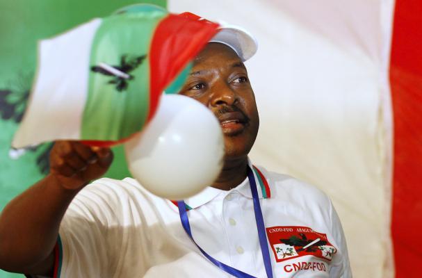 © Thomas Mukoya/Reuters