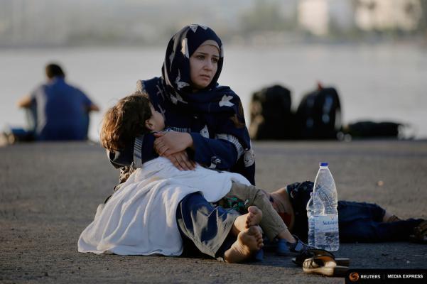 © Reuters/Yannis Behrakis