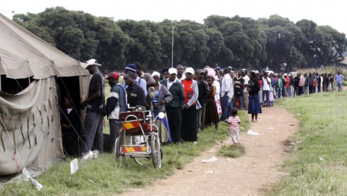 Philimon Bulawayo/Reuters