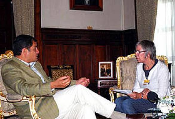 Presidencia Ecuador