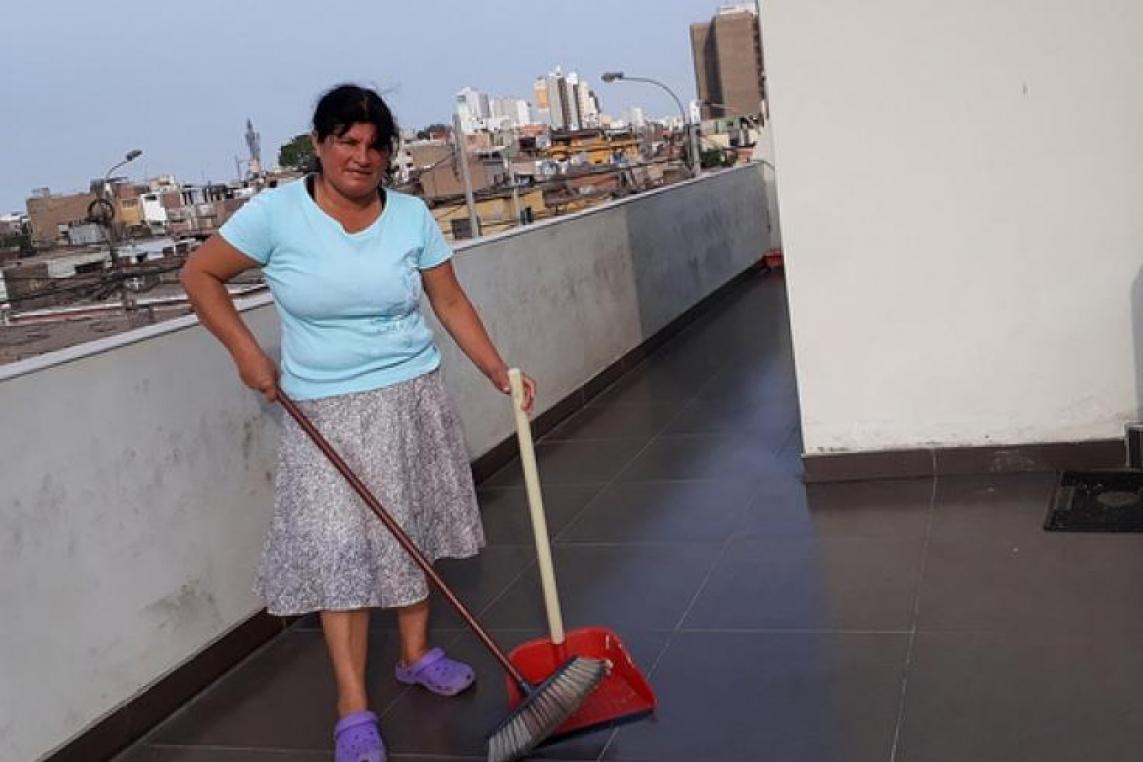 Eerlijk werk blijft verre droom voor latijns amerikaanse vrouwen mo