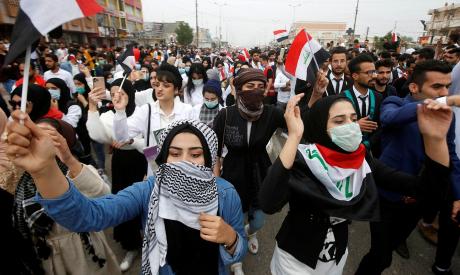 REUTERS/Essam Al Sudani