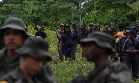 Policía Nacional de los colombianos (CC BY-SA 2.0)