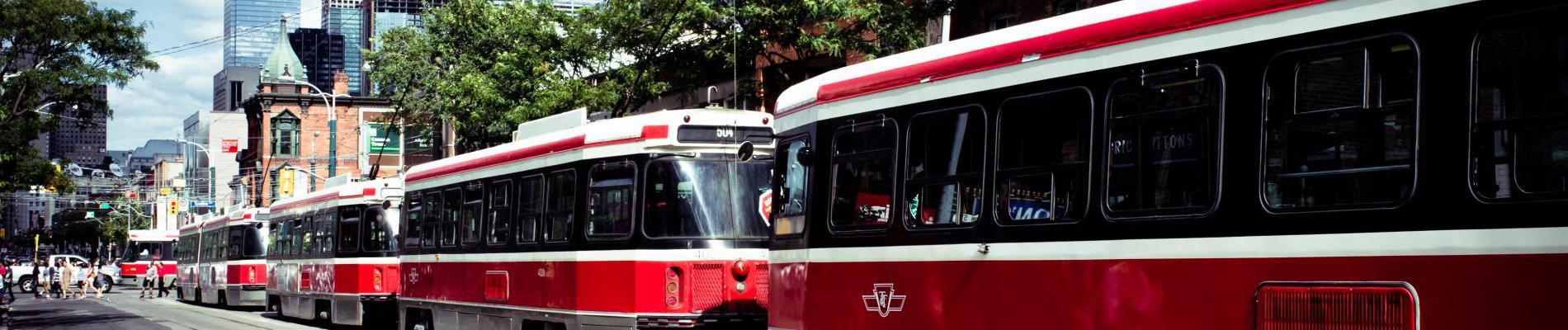 Inwoners Toronto crowdfunden eigen lijnbus