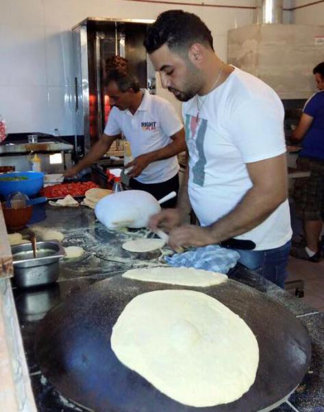 Een avondje onder palestijnse vluchtelingen in s o paulo mo for Palestijnse keuken