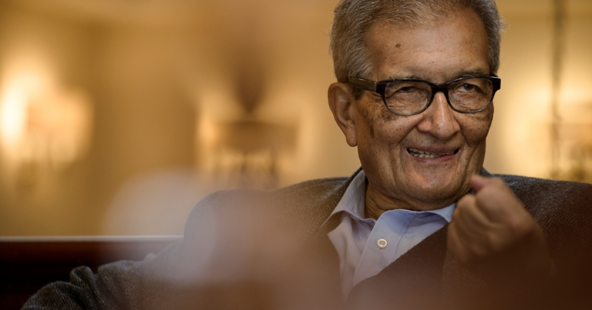 Amartya Sen on elections, communal politics and inequality in India