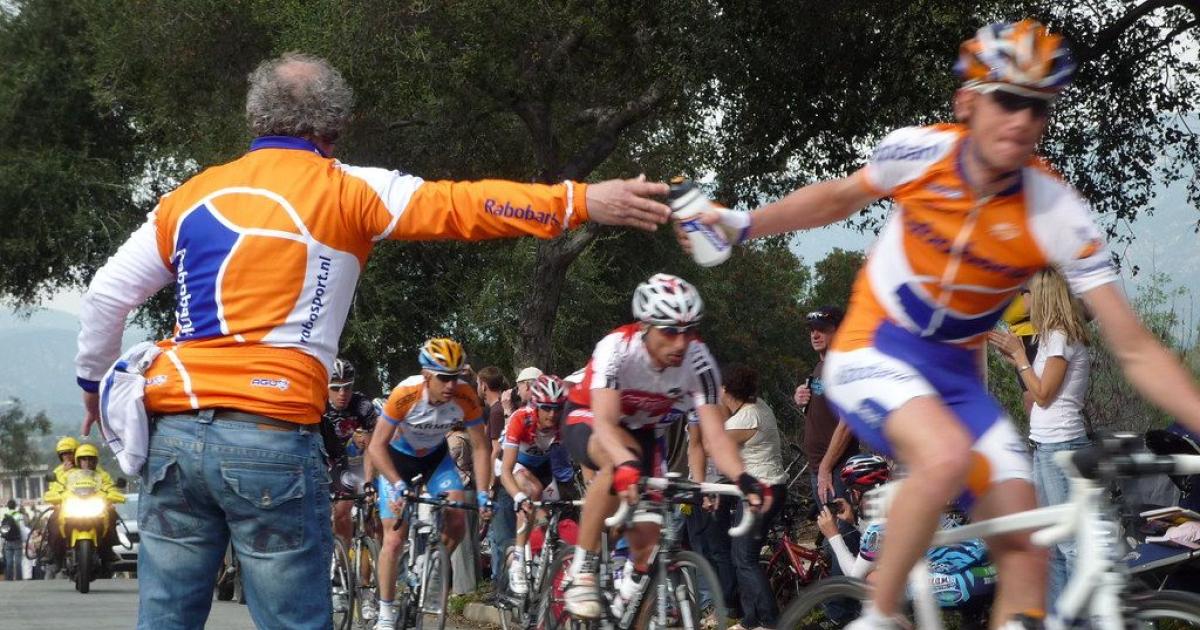 beste keuze super populair usa goedkope verkoop Wegwerpplastic tijdens wielerwedstrijden: PR boven ...