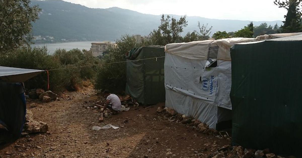Een Griekse tragedie op een paradijselijk eiland - MO